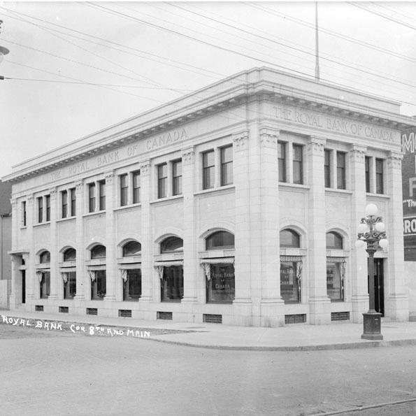 A Photographic History of Vancouver Banks - BCBusiness