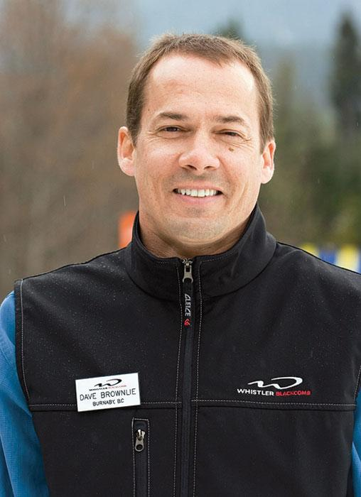 Dave Brownlie