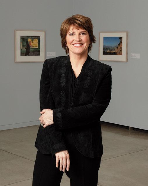 Kathleen Bartels, Director, Vancouver Art Gallery 