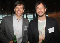 Idea Rebel Interactive Inc. president Jamie Garratt (l) and general manager Chris Murphy. Idea Rebel was number 9 on the 2012 Innovators list.