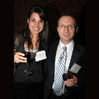 Zymeworks Inc.'s Candice Madalena (l) and Igor D'Angelo. Zymeworks was number 12 on the 2011 Innovators list.