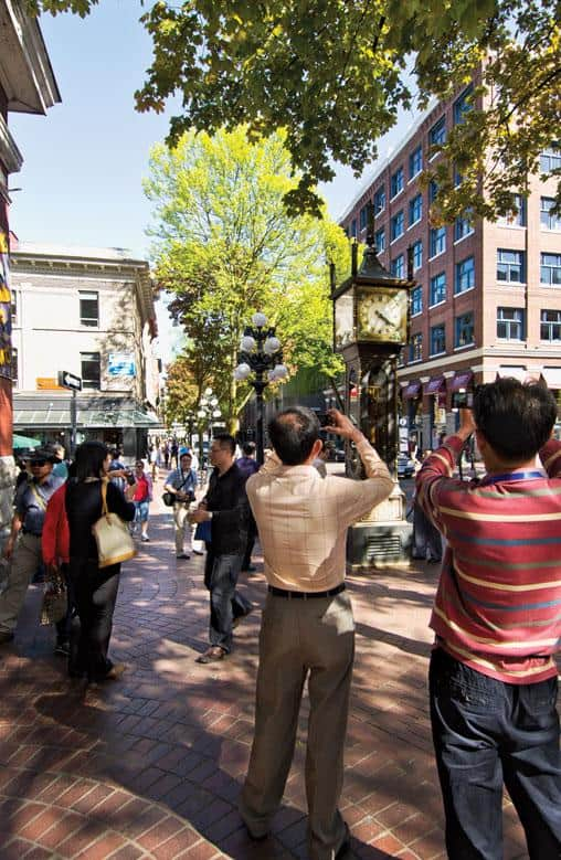 tourist guide for vancouver bc