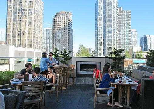 Vancouver S Best Patios For Business Bcbusiness
