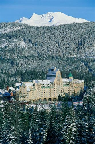 Fairmont Chateau Whistler | BCBusiness