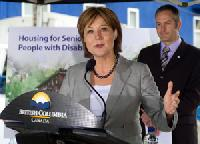 B.C. Premier Christy Clark | BCBusiness
