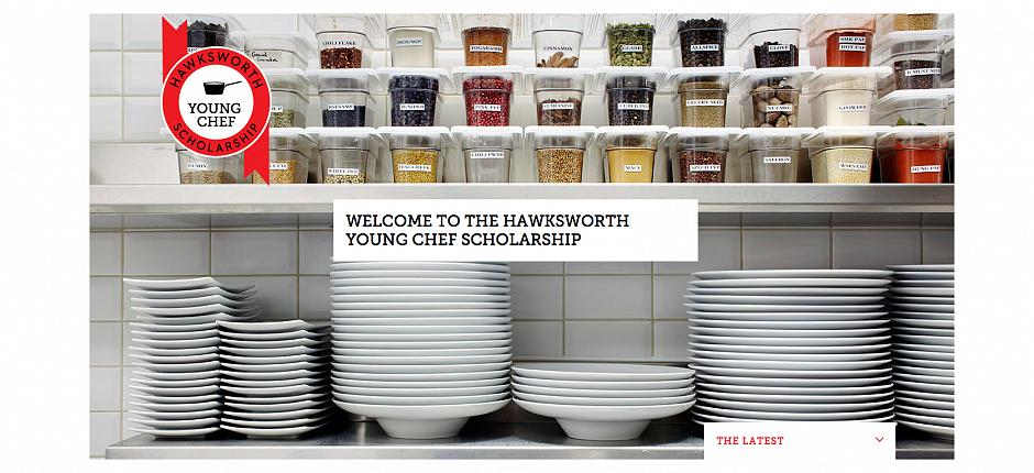 Hawksworth Young Chef Scholarship | BCBusiness