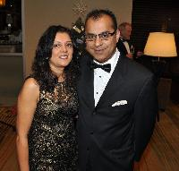 Rena Dhir and Robin Dhir, Twin Brook Developments president and COO.