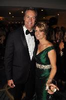 Global TV's Chris Gailus and Jill Krop emceed the Crystal Ball.