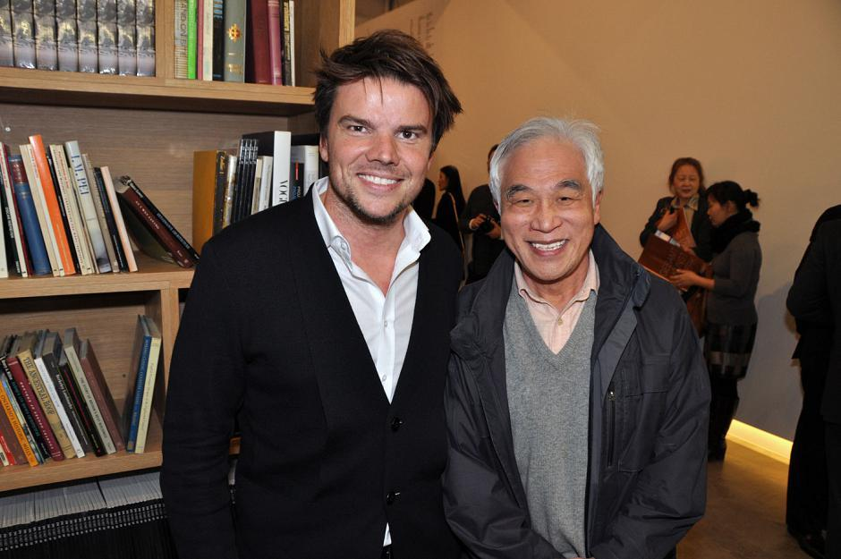 Bjarke Ingels, BIG founder; and Bing Thom, Bing Thom Architects founder, Order of Canada/Golden Jubilee medal recipient and Royal Architectural Institute of Canada gold medal winner.