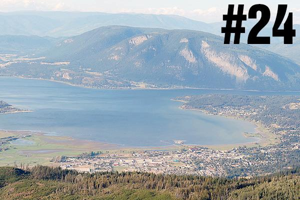 <strong>24. Salmon Arm</strong><br> 