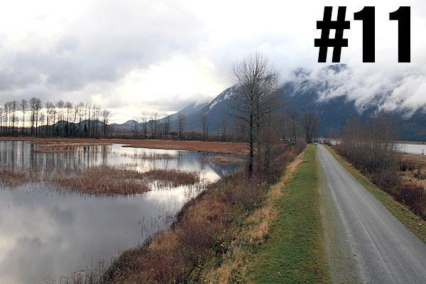 <strong>11. Pitt Meadows</strong><br>