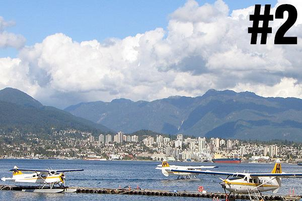 <strong>2. North Vancouver*</strong><br>