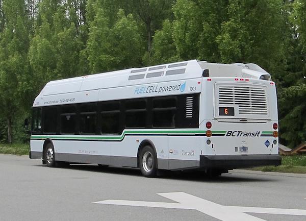 Ballard's bus business runs into trouble - BCBusiness