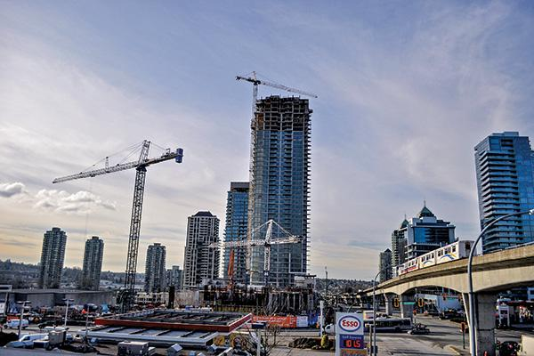 Condo construction in Burnaby | BCBusiness