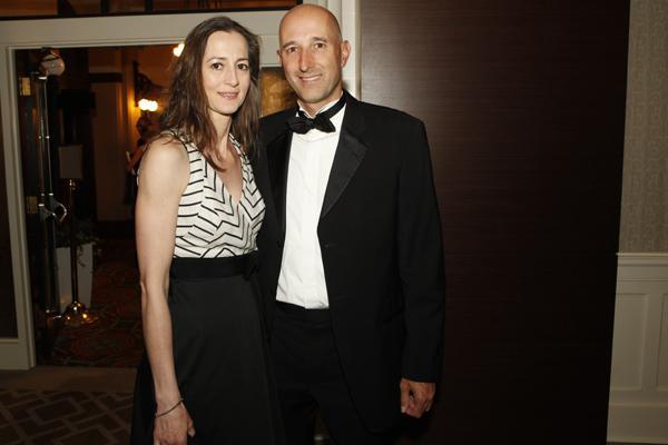 David Foster receives Entrepreneur of the Year award (photos