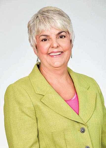 <strong>Carole James</strong><br>