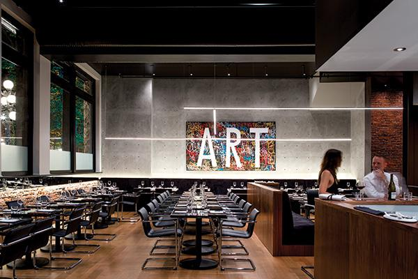 Bauhaus Review Is Uwe Bolls Classy German Restaurant Any Good - Cuisine bauhaus