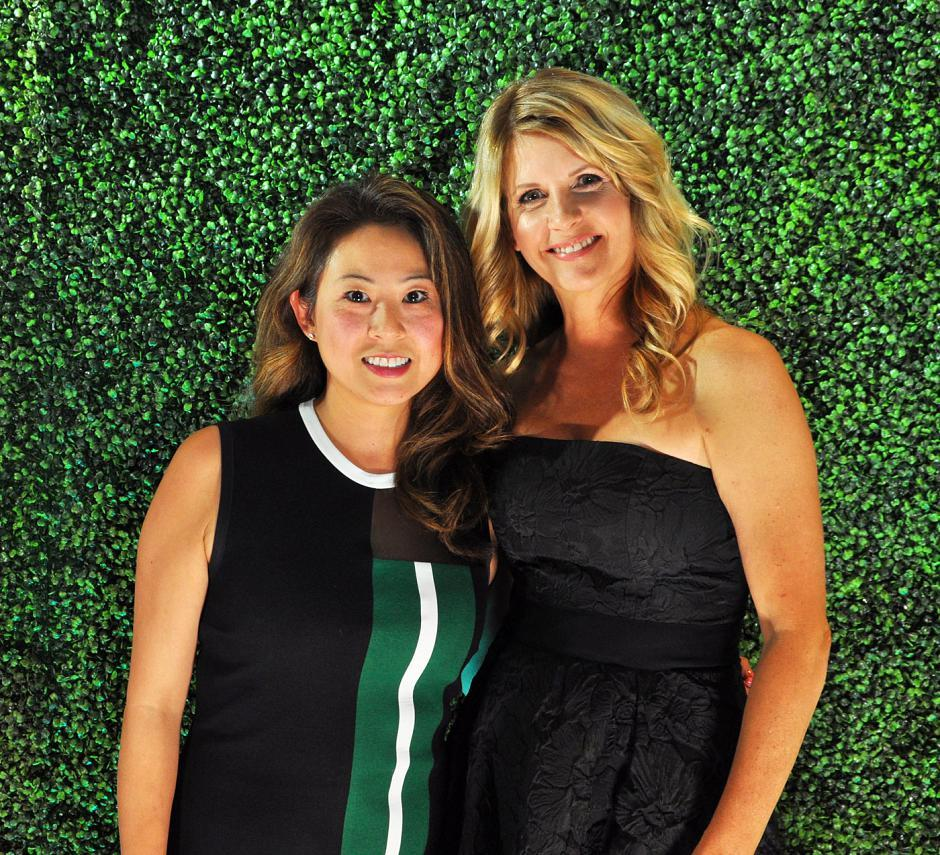 Gala co-chairs Judy Leung, Westbank senior executive; and Jill Krop, Global BC news director