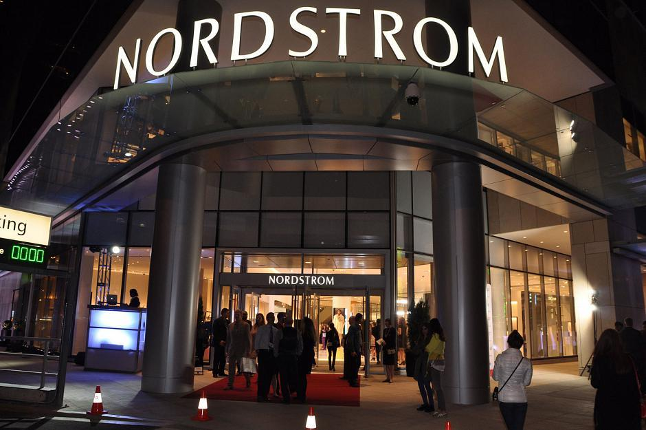 Nordstrom Pacific Centre opening gala