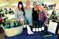 Catherine, Ray, Nathalie and Wendy Coulombe of VinPerdu