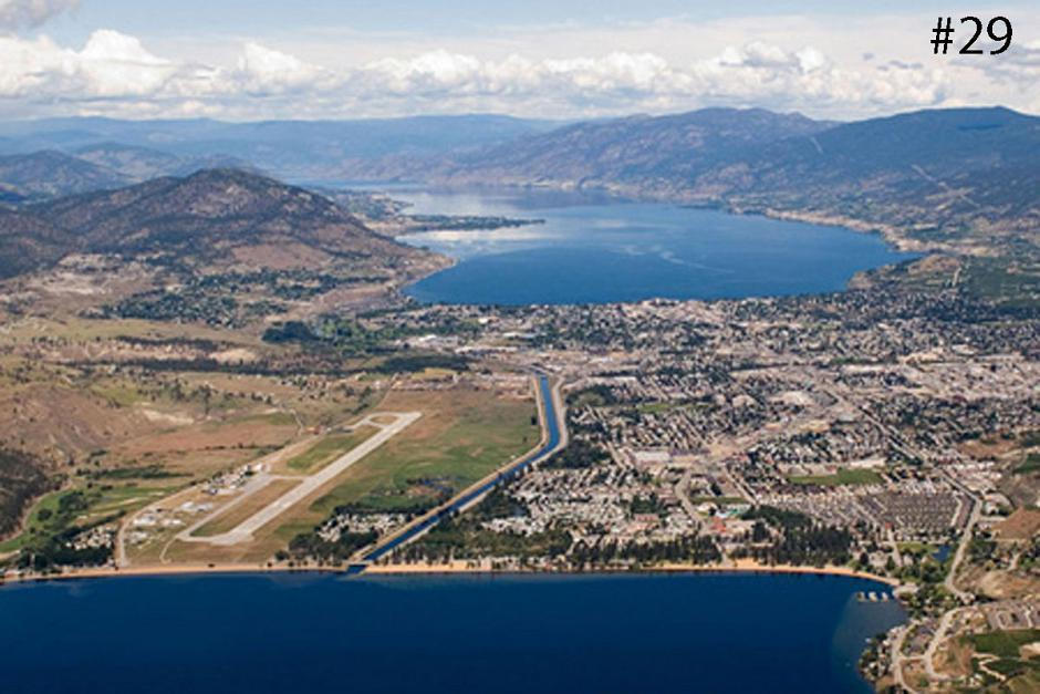<strong>29. Penticton</strong><br>