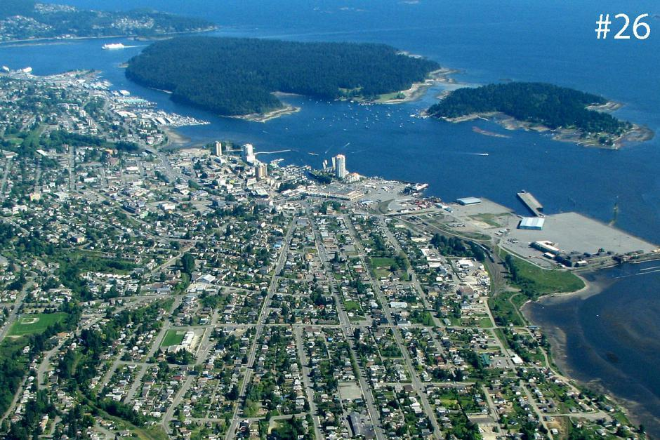<strong>26. Nanaimo</strong><br>