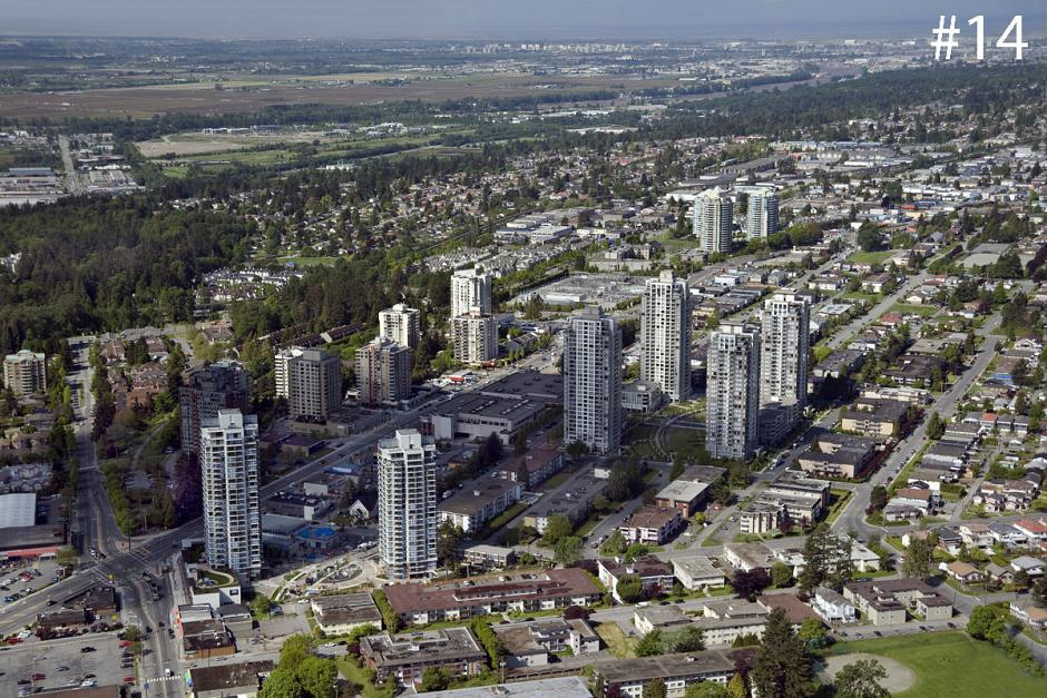 <strong>14. Burnaby</strong><br>