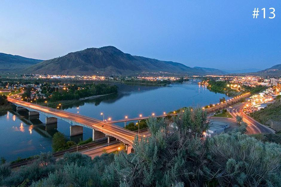 <strong>13. Kamloops</strong><br>