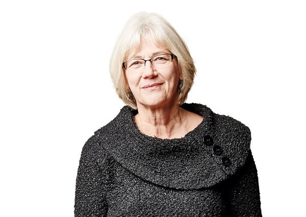 Irene Lanzinger | President of the BC Federation of Labour