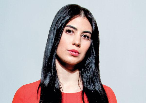 Shahrzad Rafati | Founder and CEO, BroadbandTV Corp