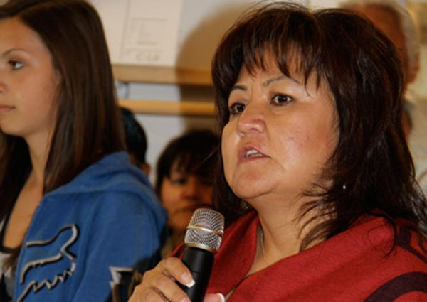 Karen Ogen | Chief of the Wet'suwet'en First Nation