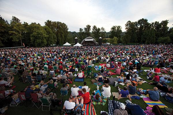 Set against the picturesque Deer Lake Park, Symphony in the Park is one of Burnaby's most popular summer traditions