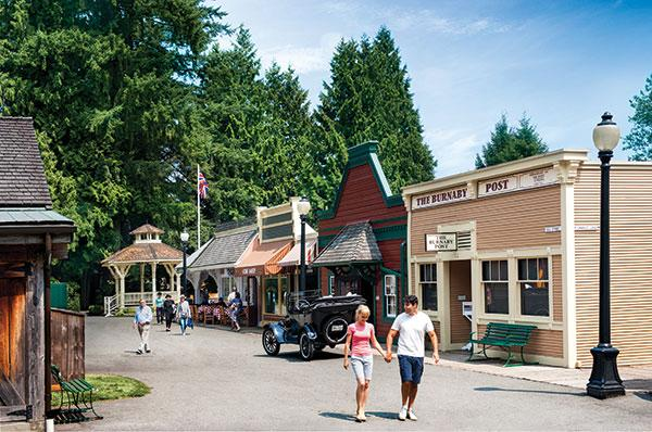 The Burnaby Village Museum invites visitors to take a trip back to the 1920s
