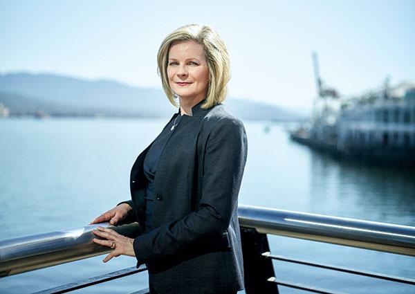 HSBC's Sandra Stuart: from teller to titan - BCBusiness