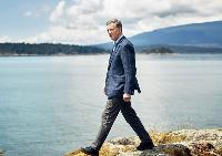 NEW DIRECTION | Ross Beaty, photographed at his Bowen Island residence, is now pouring his mining millions into making the world a greener place