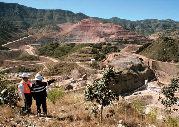 Dolores Mine in Mexico