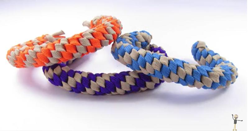 40 DIY Paracord Bracelet Tutorials Explore Magazine Awesome Paracord Bracelet Patterns