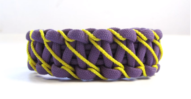 Lightning Strike Paracord Bracelet