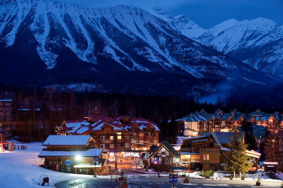 Fernie Mountain Resort