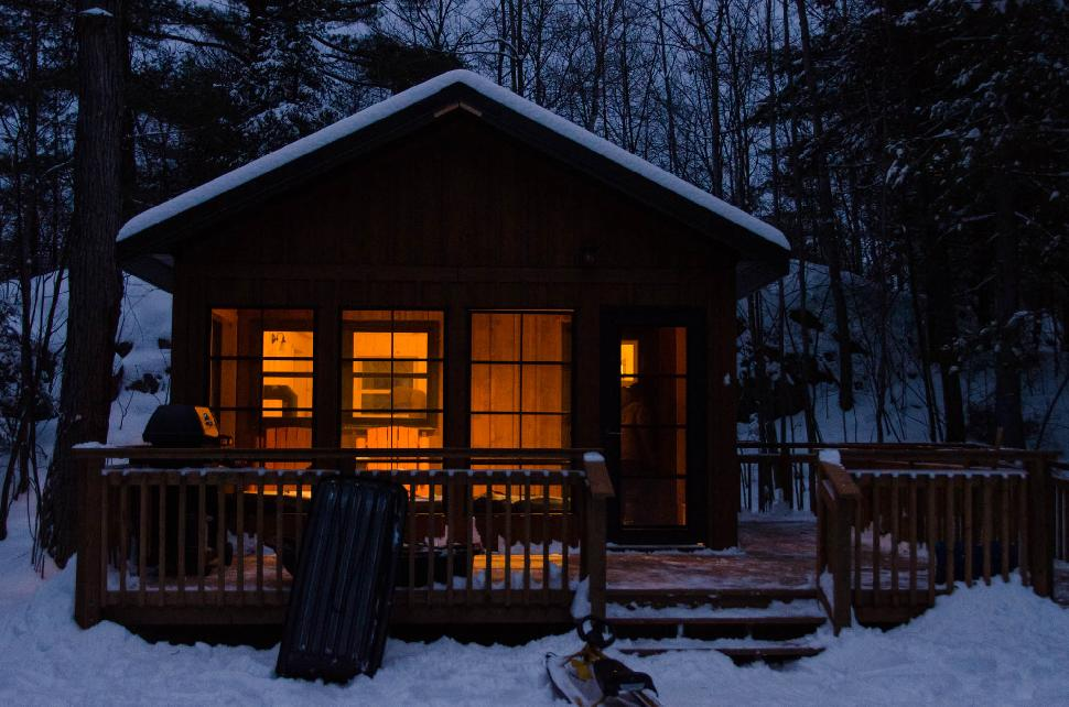 Ontario Parks Heated Cabins And Yurts Available