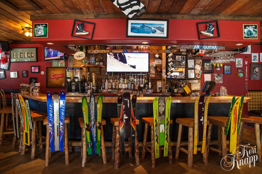 The Village Idiot Restaurant Pub Revelstoke