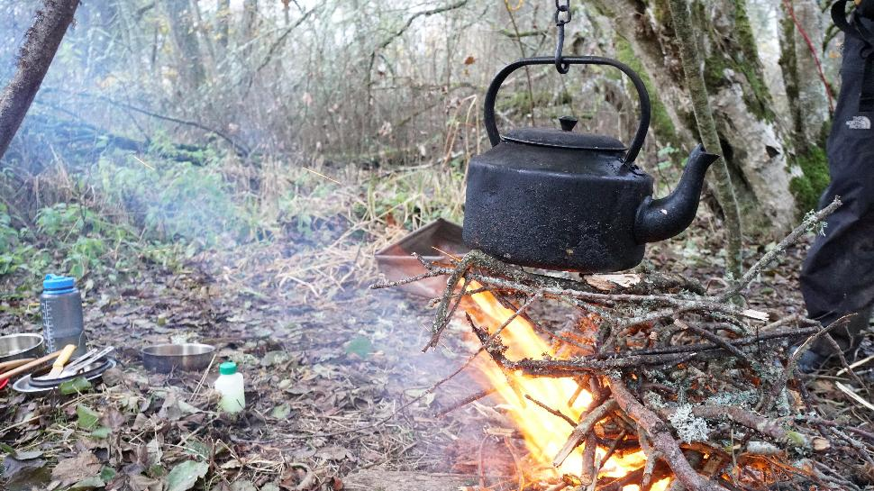 Bushcraft Coffee
