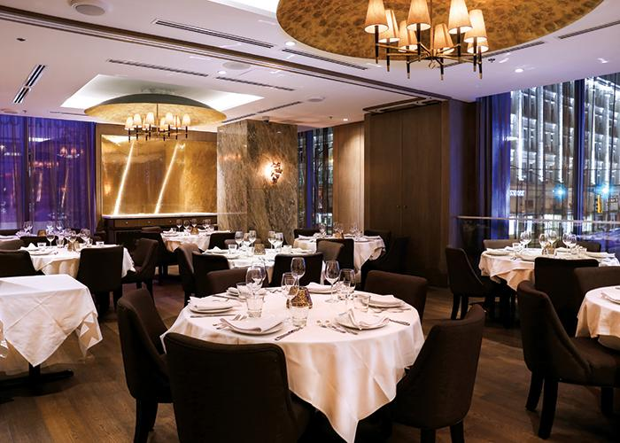 six prime private dining rooms in vancouver bcbusiness