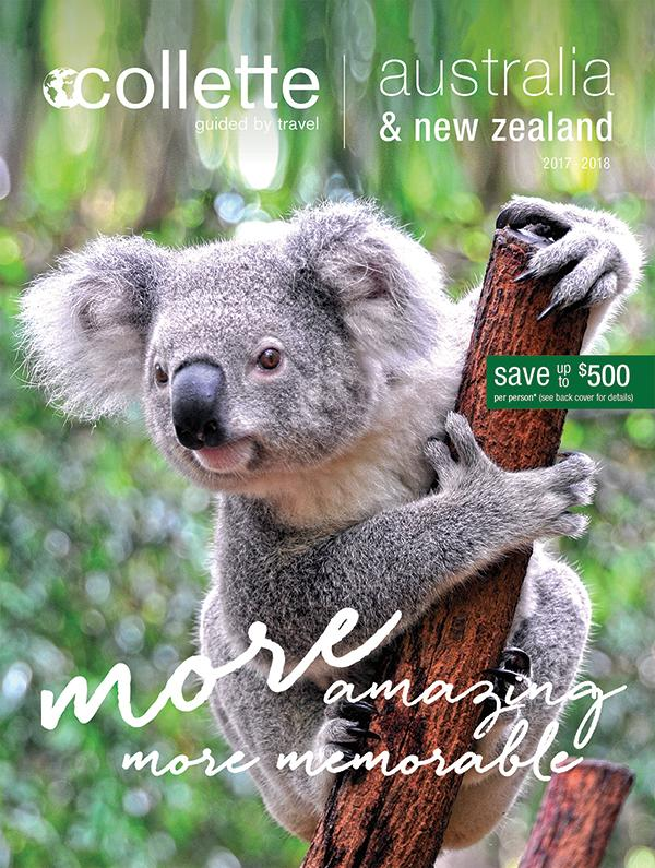 Collette Brochure 2016 Australia and New Zealand