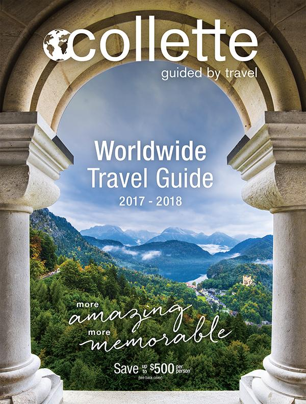 2016 Collette Brochure Worldwide Travel Guide