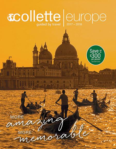 2016 Collette Brochure Europe