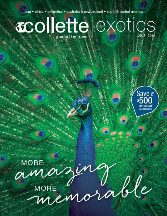 2016 Collette Brochure Exotics