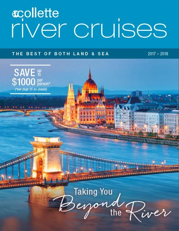 2016 Collette Brochure river cruises