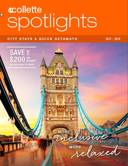 2016 Collette Brochure city spotlights